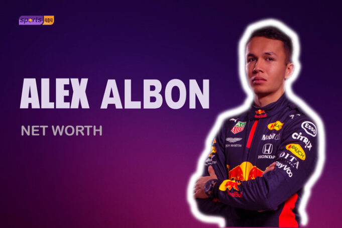 Alex Albon Net Worth