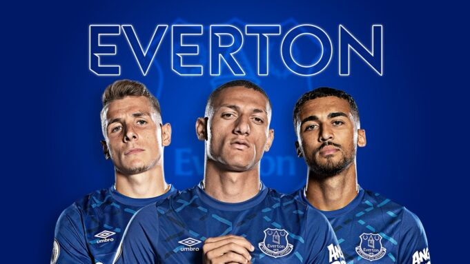 Everton 2021 live streaming