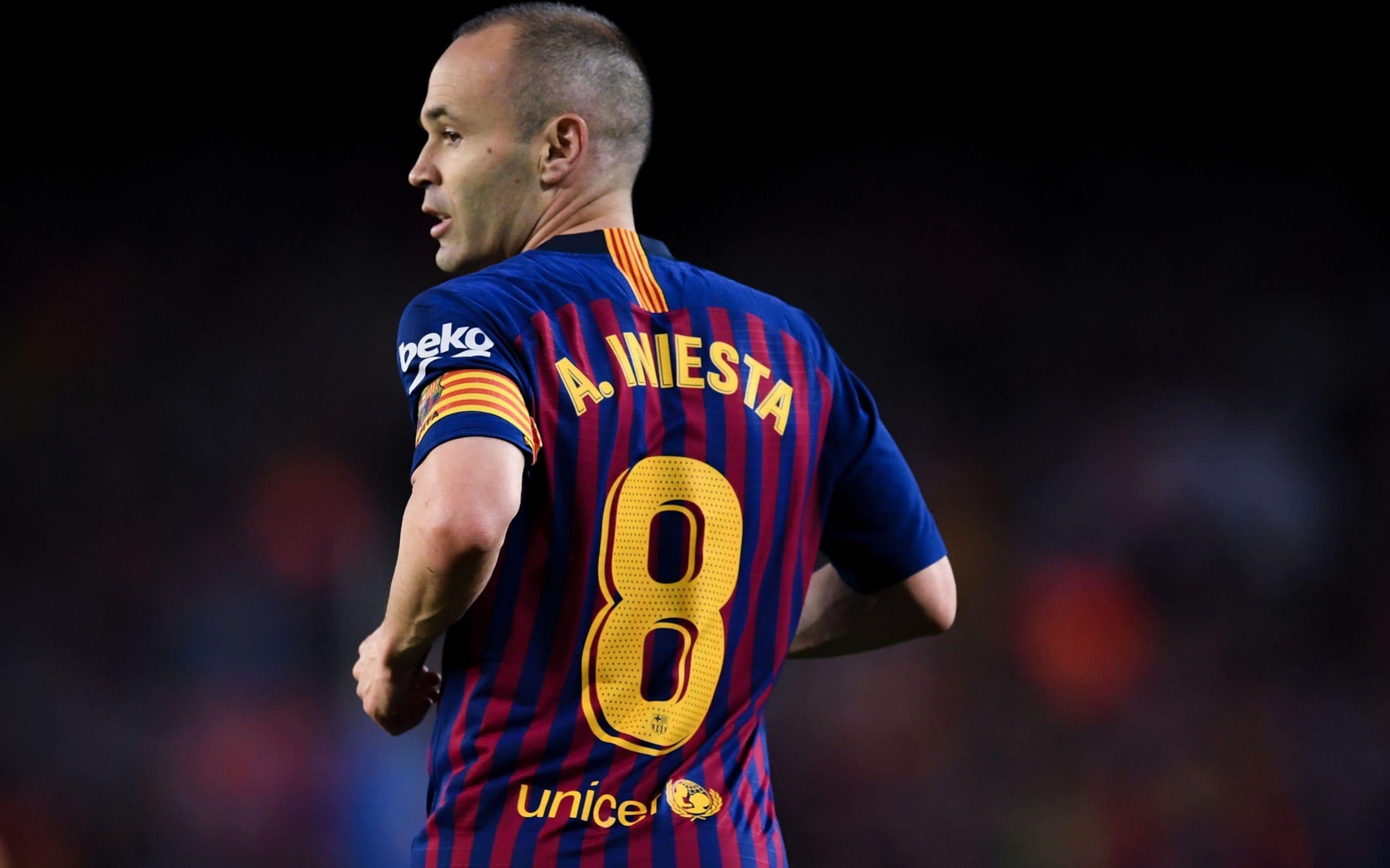 Andreas Iniesta Net Worth 2021