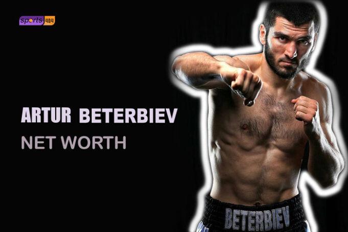 Artur Beterbiev's Net Worth
