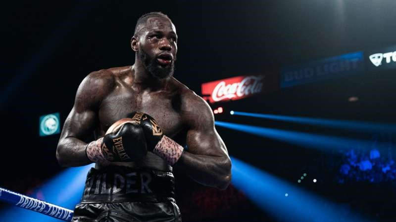Deontay Wilder Net Worth 2021