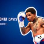Gervonta Davis Net Worth 2021