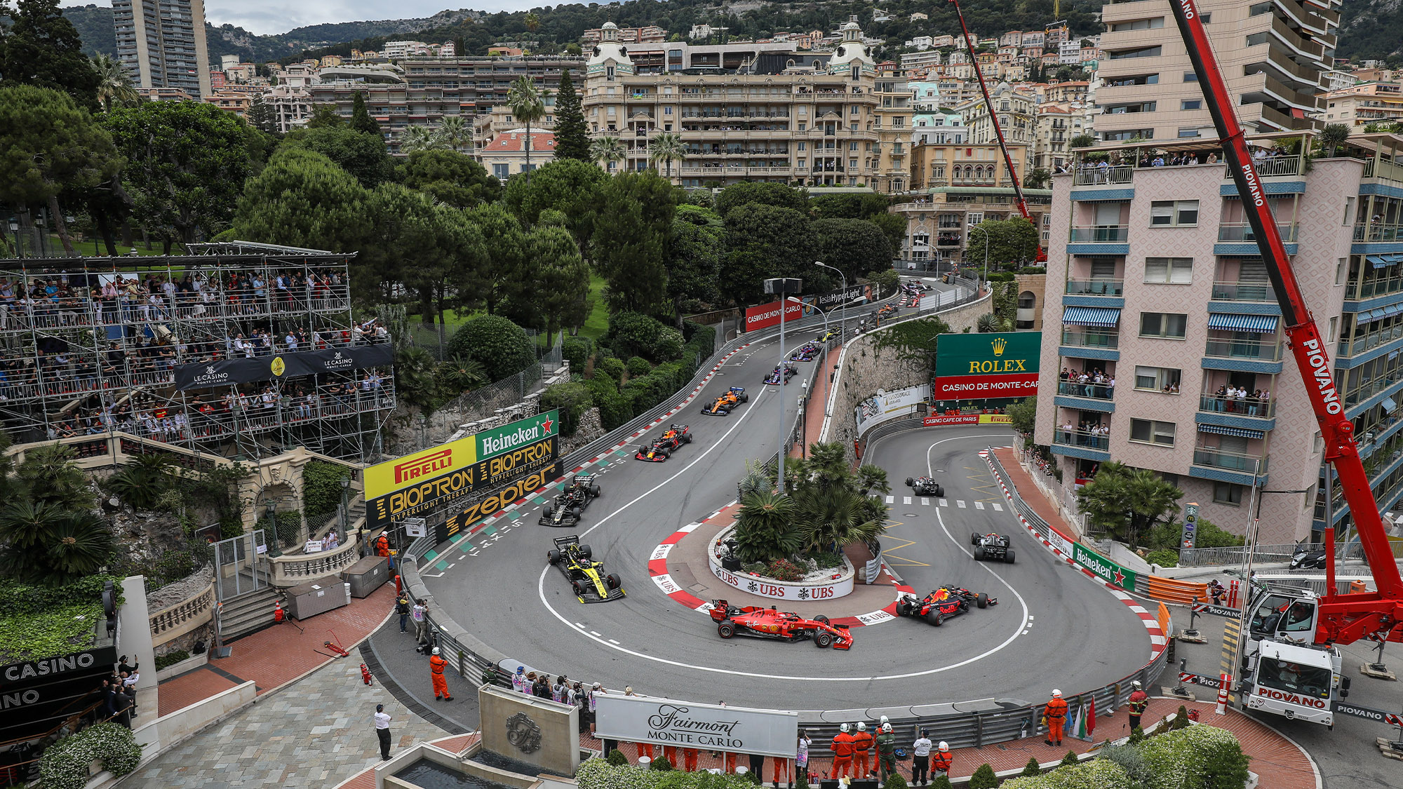 Monaco Grand Prix 2021 Live Stream
