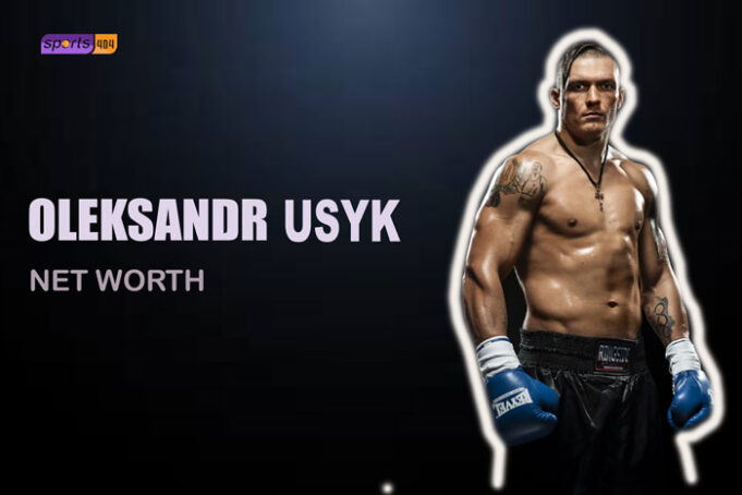 Oleksandr Usyk's Net Worth