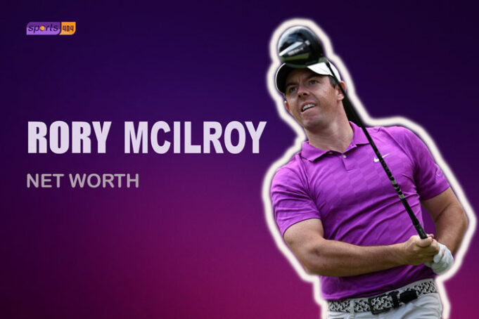 Rory Mcilroy net worth
