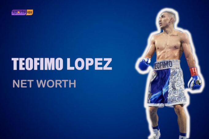 Teofimo Lopez's Net Worth