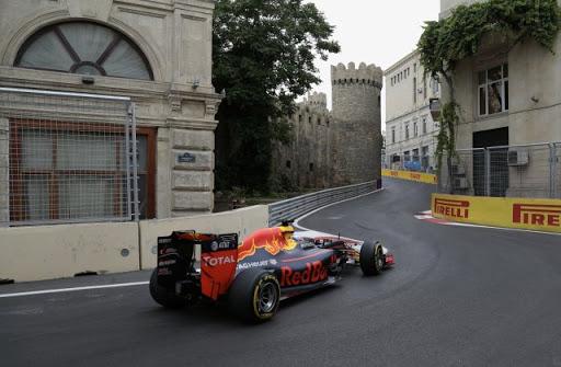 Azerbaijan Grand Prix Live Stream