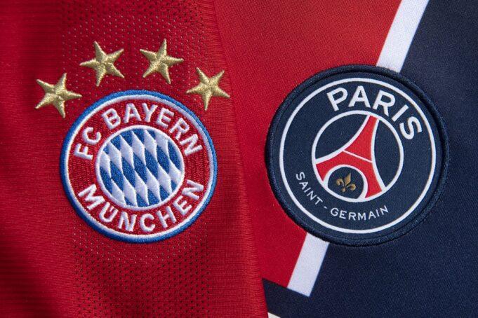 Bayern Munich vs. Paris Saint-Germain