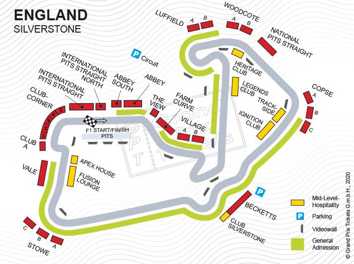 British Grand Prix Live Stream