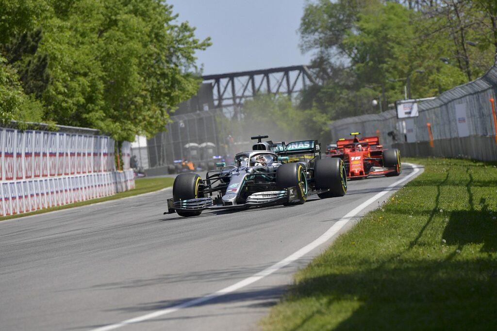 Canadian Grand Prix Live Stream