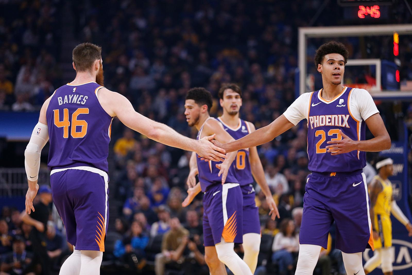 Complete fixtures of Phoenix Suns for season 2020-21