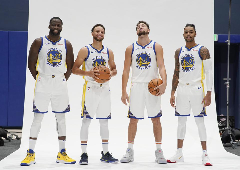 Golden State Warriors- Live streaming