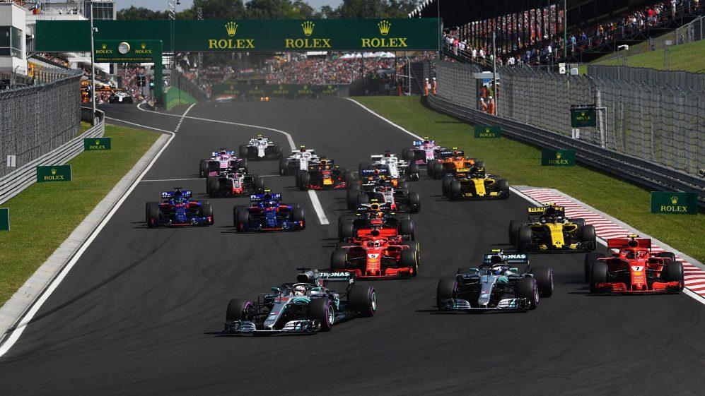 Hungarian Grand Prix 2021 Live Stream