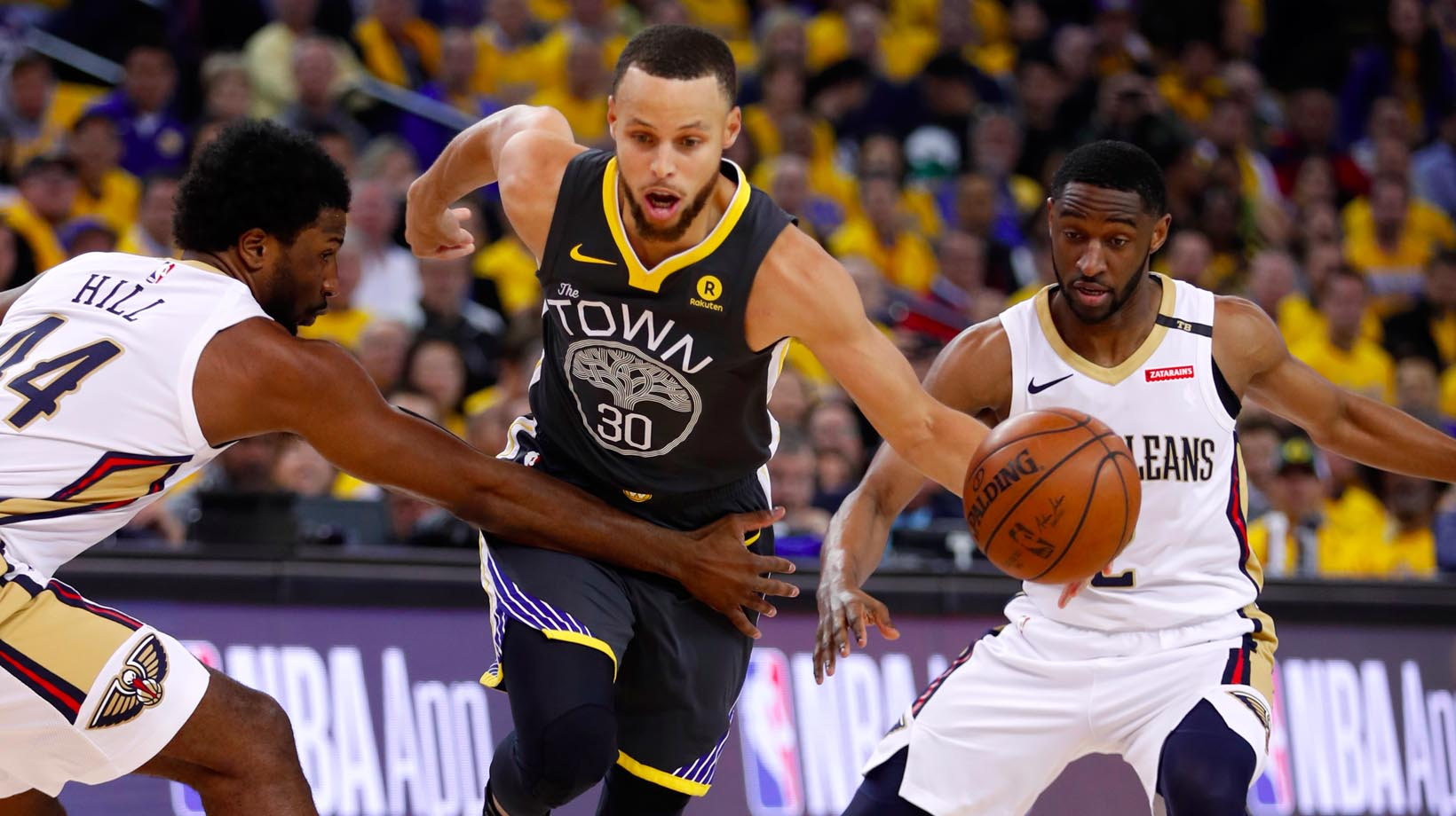 Golden State Warriors - Live Streaming