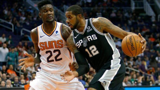 Phoenix Suns Vs San Antonio Spurs- Reddit NBA Streams