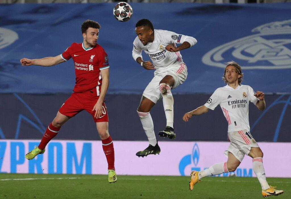 Real Madrid vs. Liverpool first leg