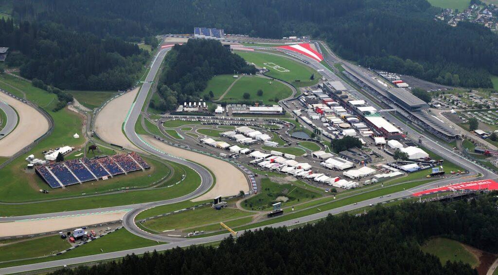 RedBull Ring Austria