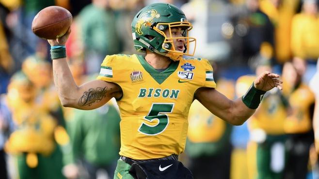 2021 NFL Draft prospect QB Trey Lance