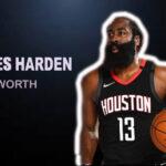 James Harden Net Worth 2021
