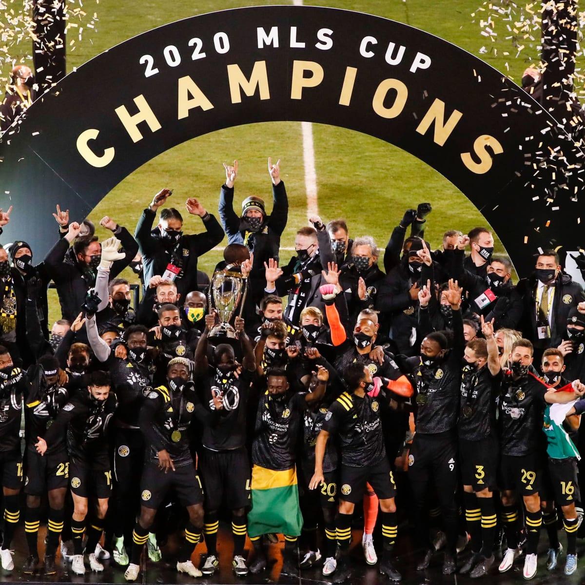 Columbus Crew MLS Champions 2020