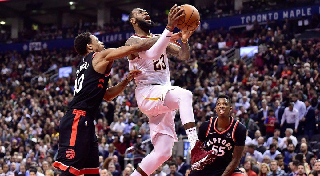 Main Rivals of the Toronto Raptors