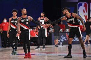 Portland Trailblazers Roster for season 2020-21