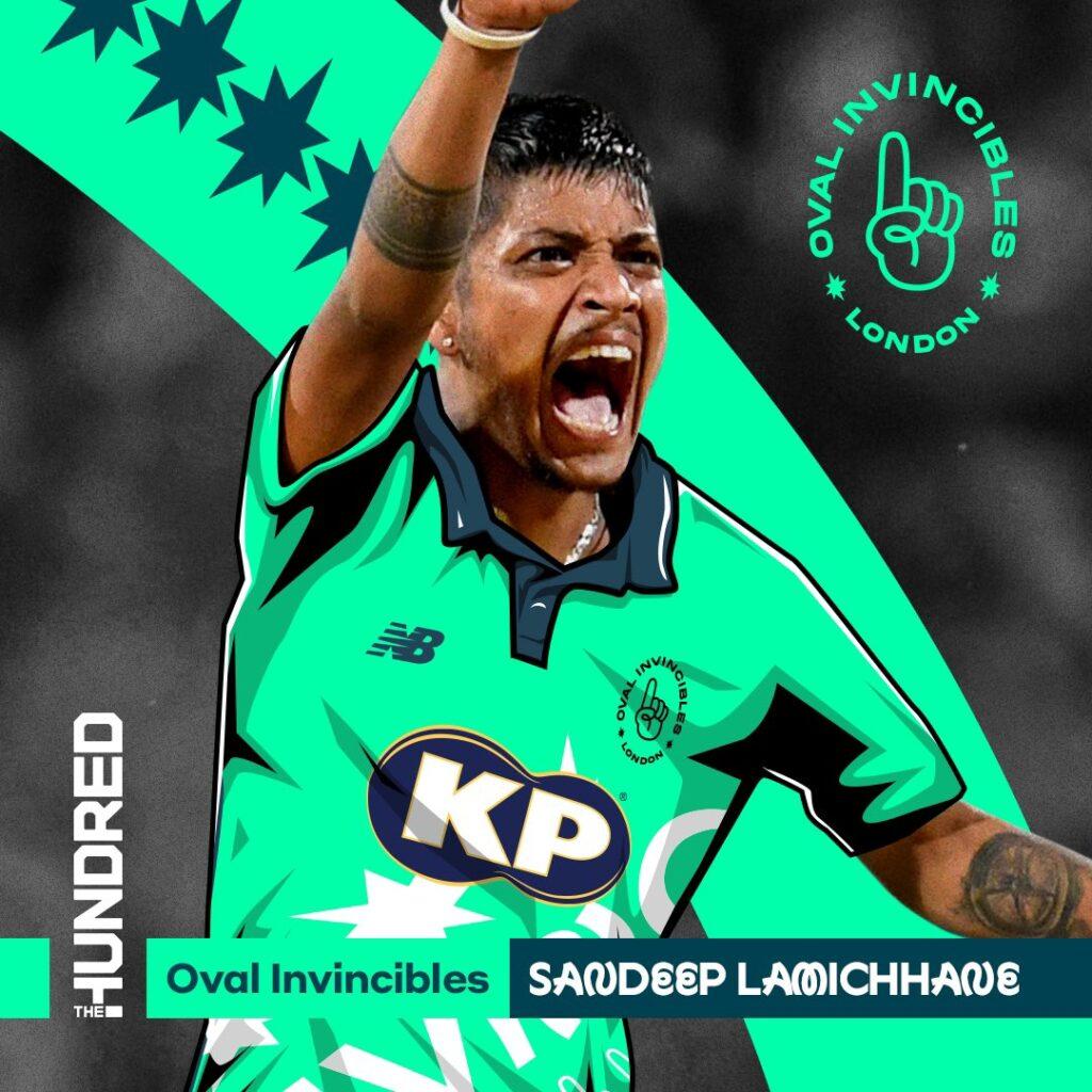 Sandeep Lamicchane