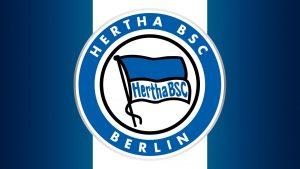 Hertha-Wallpaper