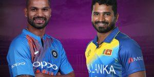 India vs Sri Lanka live streaming