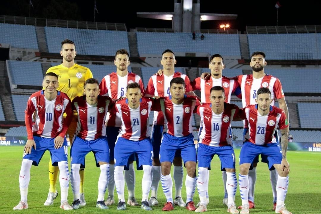 Paraguay Live streams Copa America 2021