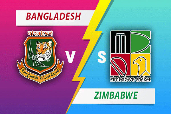 Zimbabwe vs Bangladesh live stream