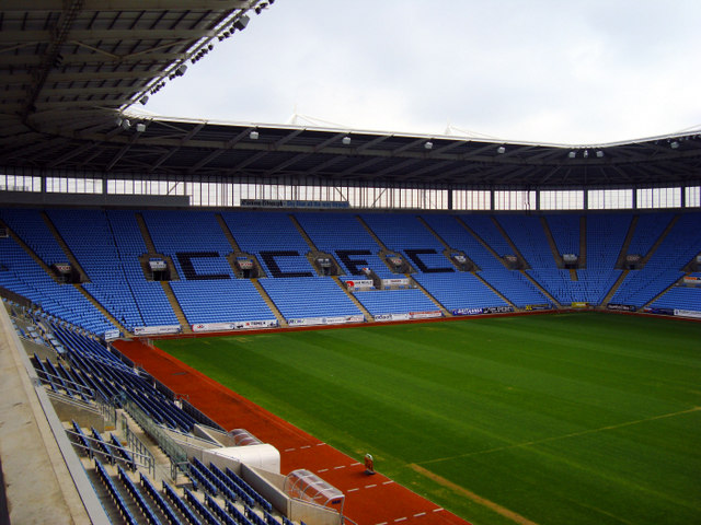 Coventry City Championship Live Streams 2021