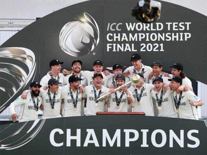 ICC World Test Championship 2019-21 Winners