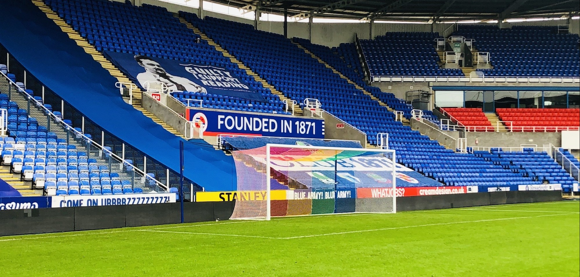 Reading FC Championship Live Streams 2021