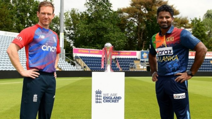 England hammered Sri Lanka in the recent series