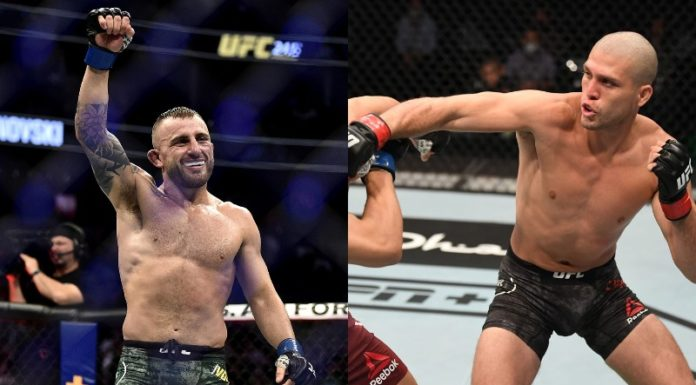 UFC 266 Volkanovski vs Ortega live stream