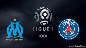 Olympique Marseille vs Paris Saint Germain live stream